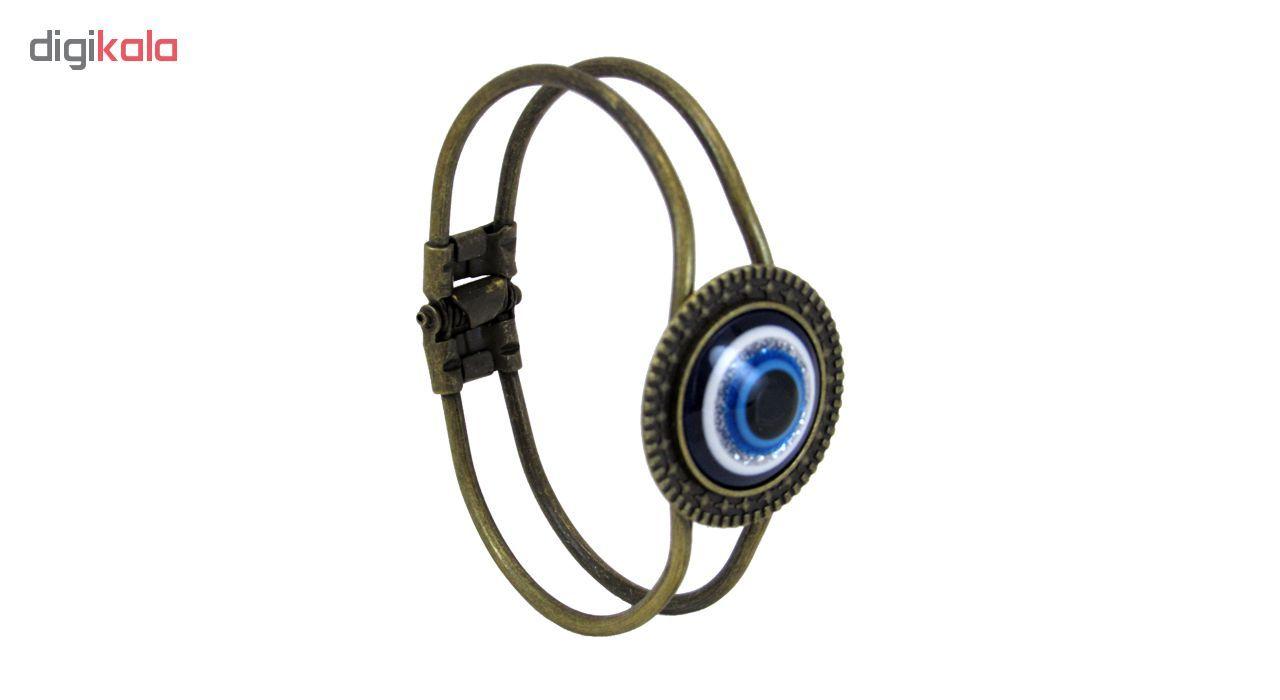دستبند طرح چشم نظر مدل BK-312 main 1 3