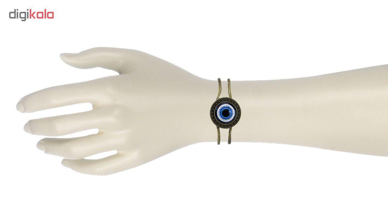 دستبند طرح چشم نظر مدل BK-312 main 1 6