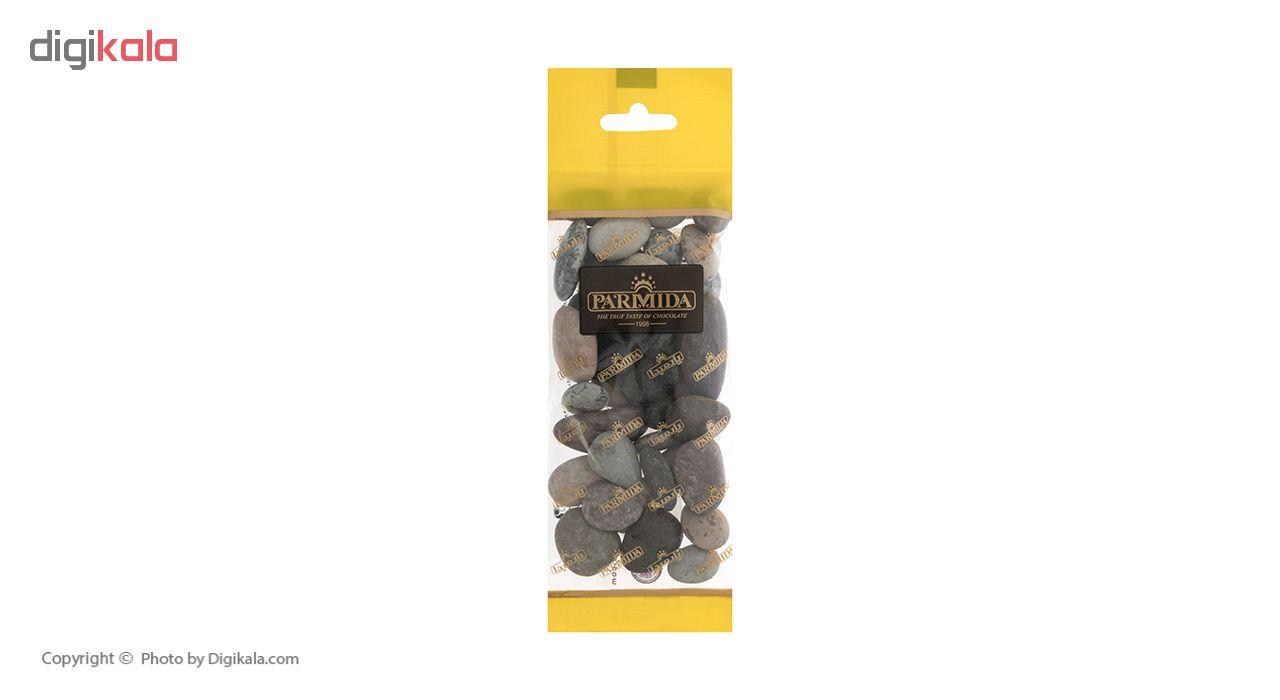 دراژه کاکائویی پارمیدا وزن 65 گرم