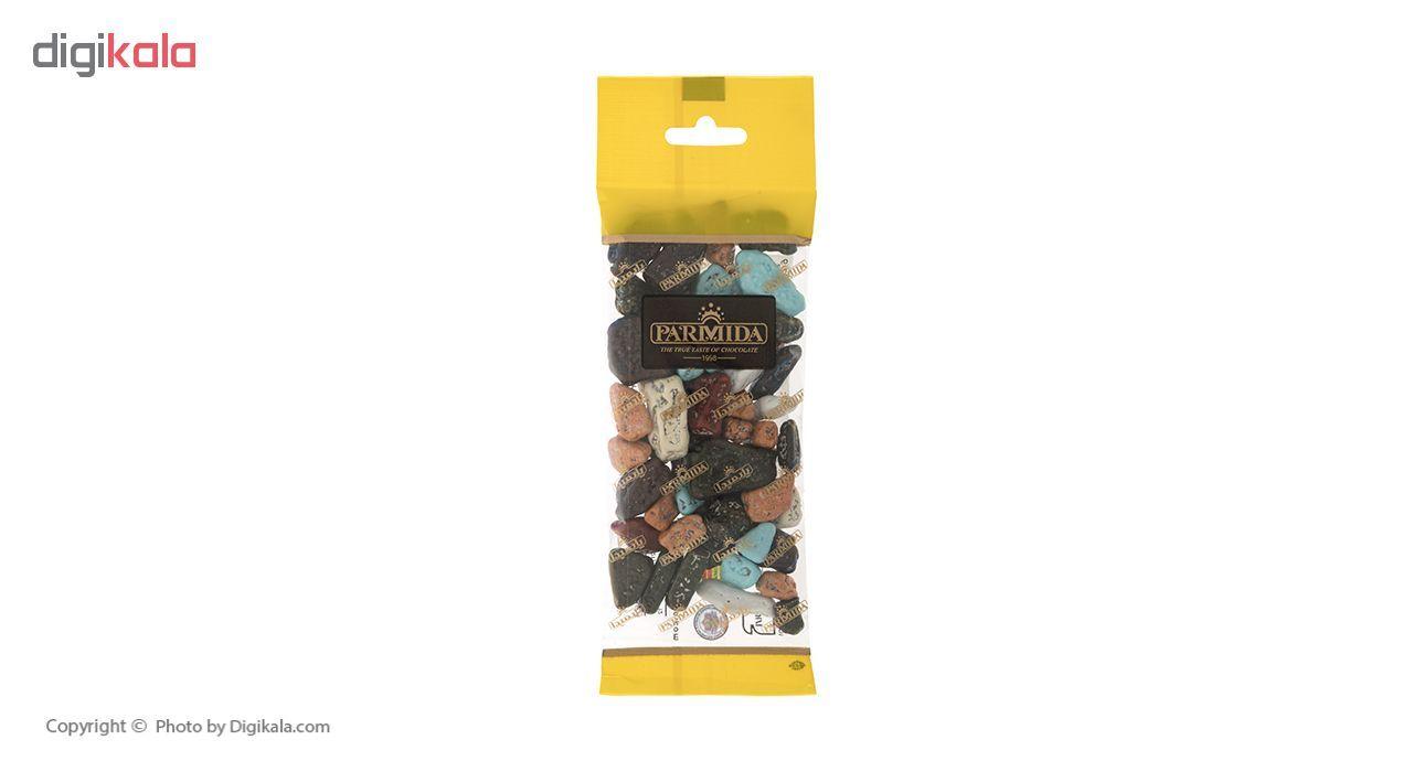 دراژه کاکائویی پارمیدا وزن 65 گرم main 1 1