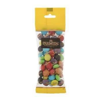 دراژه شکلاتی پارمیدا وزن 65 گرم