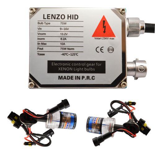 کیت و لامپ زنون اچ ای دی مدل  h7