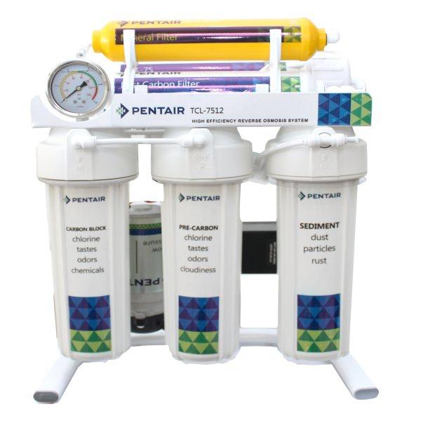 دستگاه تصفیه کننده آب پنتیر مدل TLC-7517PP