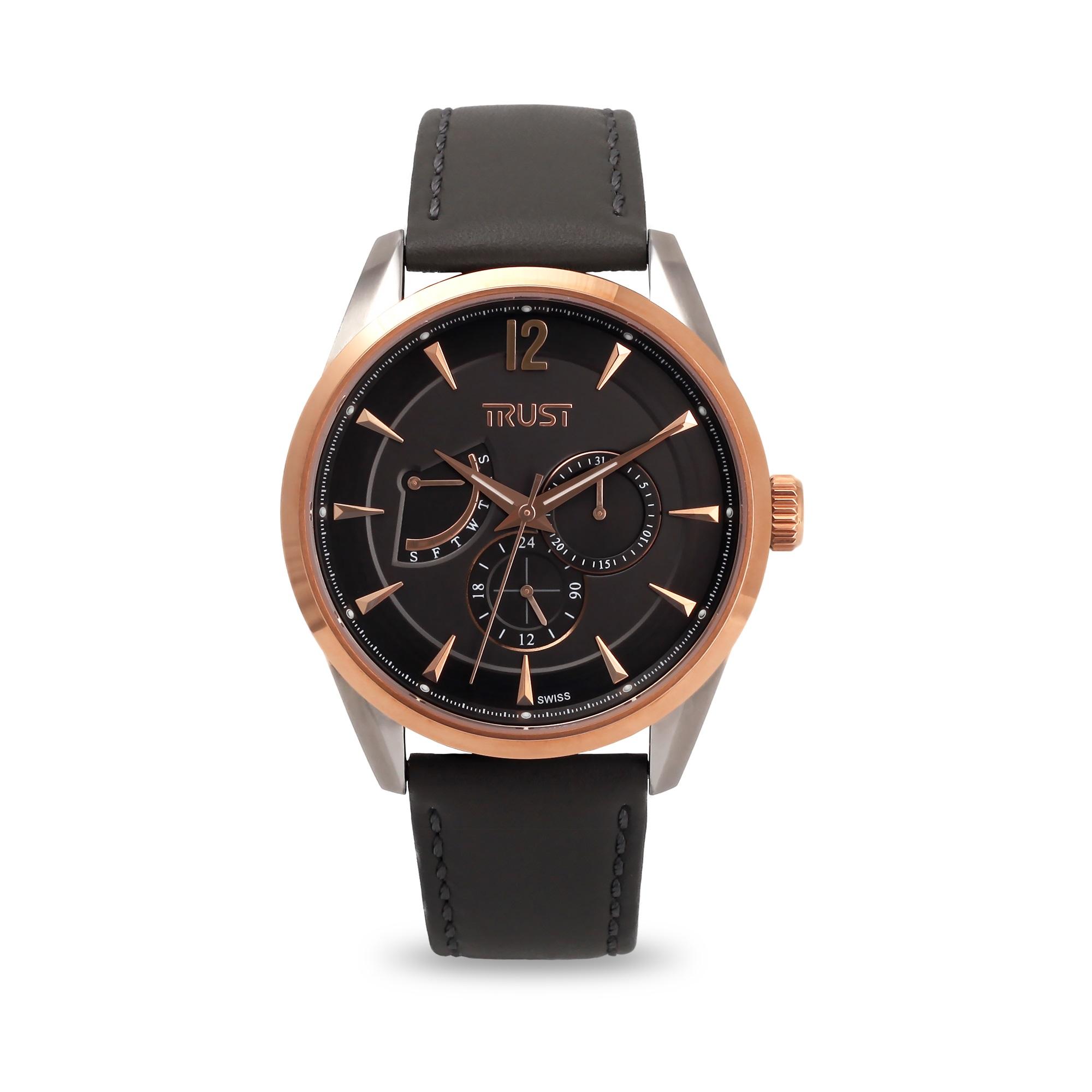 ساعت مچی عقربه ای مردانه تراست مدل G470JPF 50