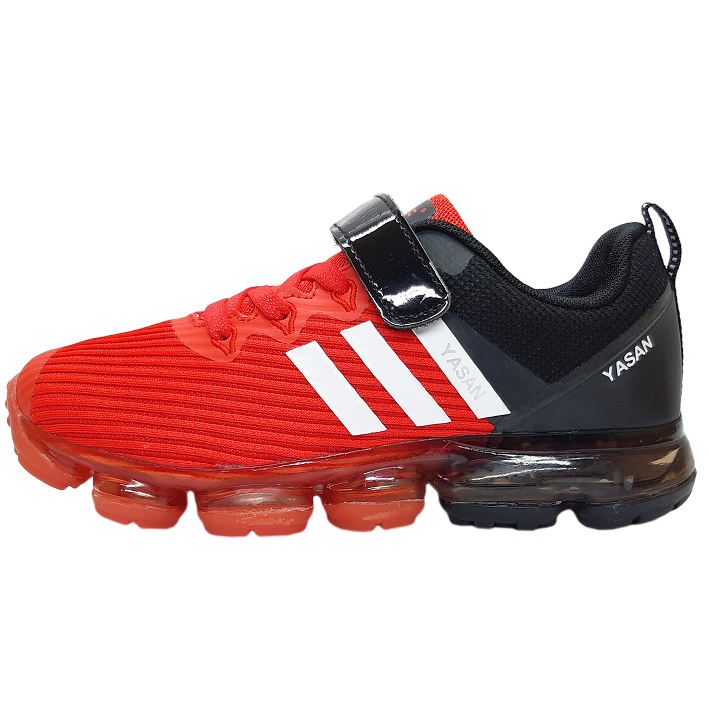 کفش ورزشی بچگانه یاسان کد 2214