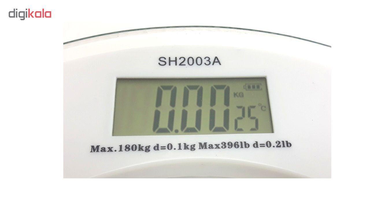 ترازو وزن کشی و دماسنج مدل SH2003A main 1 2
