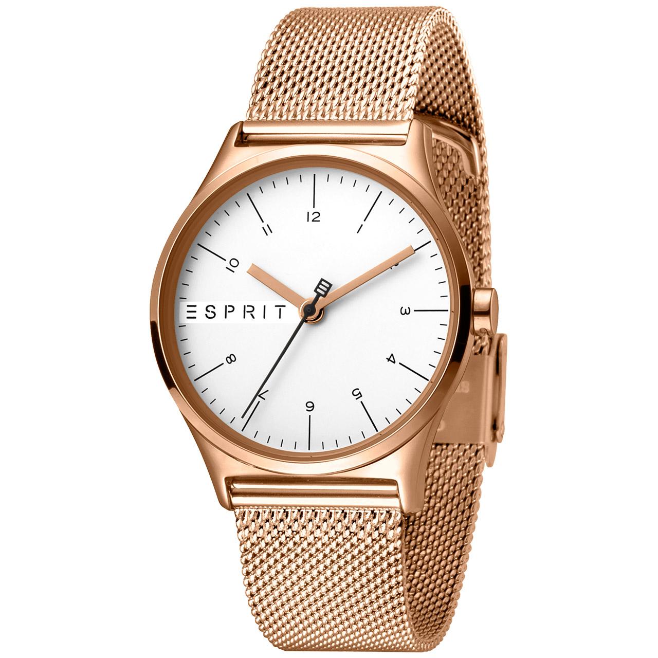 خرید ساعت مچی عقربه ای زنانه اسپریت مدل ES1L034M0085
