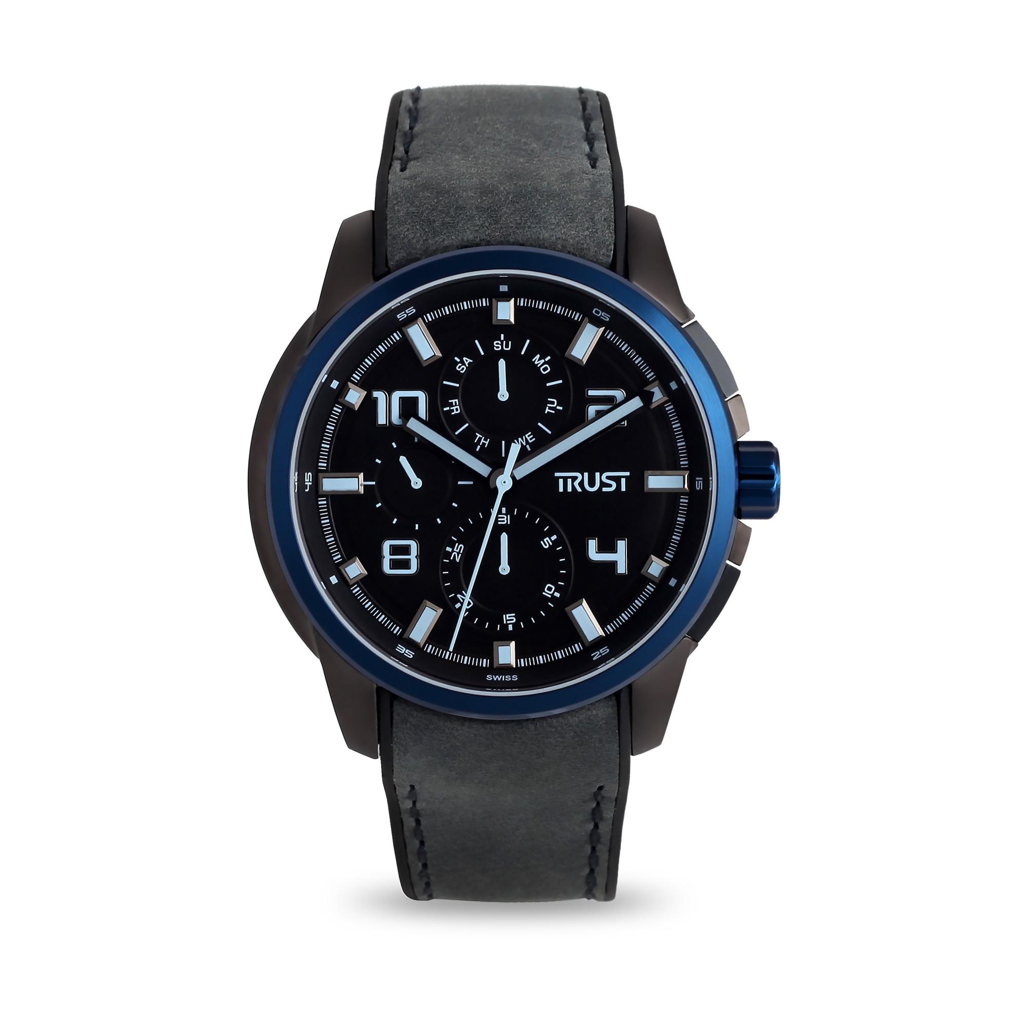 ساعت مچی عقربه ای مردانه تراست مدل G482FSD 38
