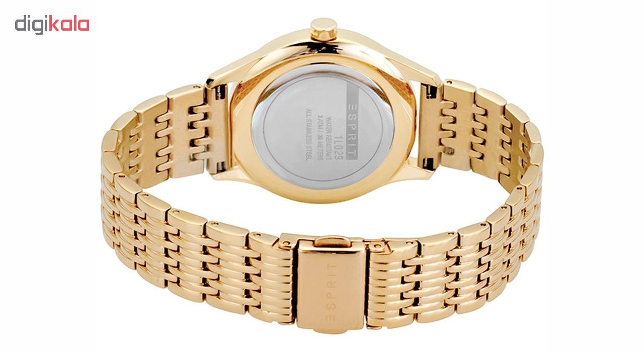ساعت مچی عقربه ای زنانه اسپریت مدل ES1L029M0055