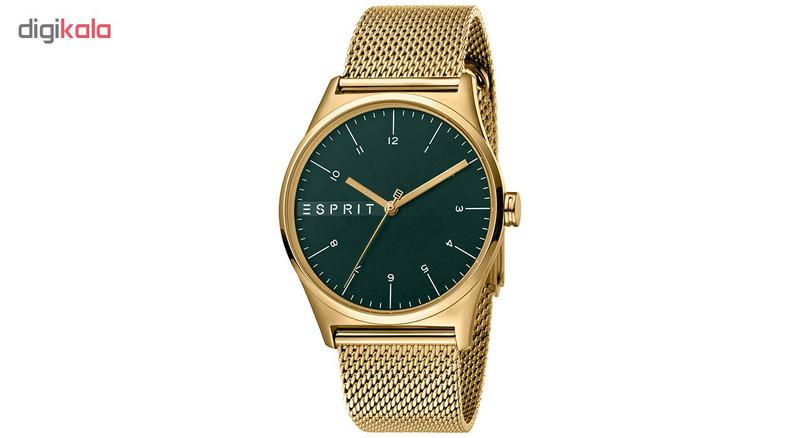 ساعت مچی عقربه ای مردانه اسپریت مدل ES1G034M0075