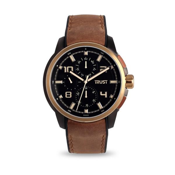 ساعت مچی عقربه ای مردانه تراست مدل G482FUD