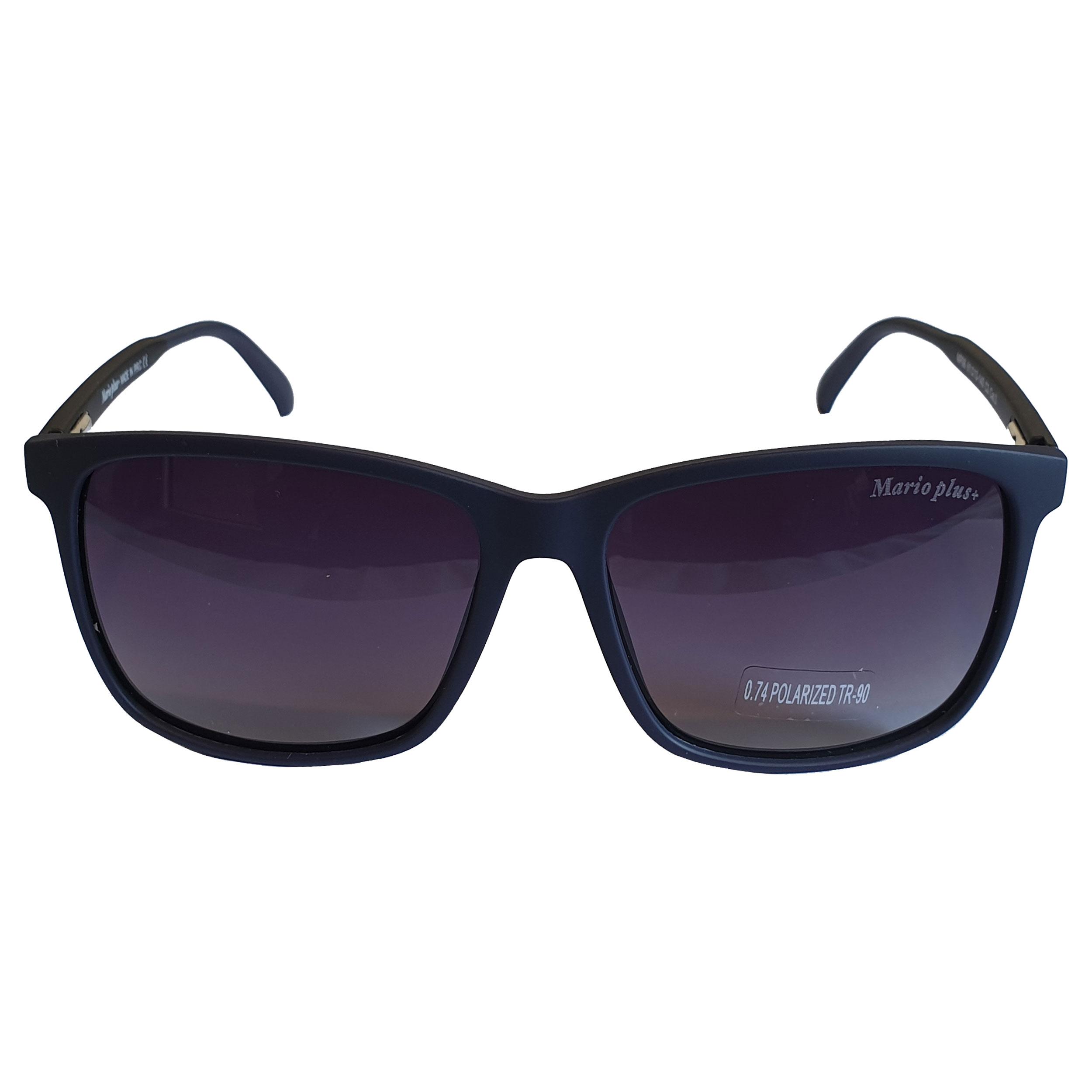 عینک آفتابی ماریو پلاس کد 20