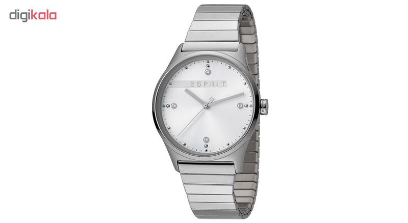 ساعت مچی عقربه ای زنانه اسپریت مدل ES1L032E0095
