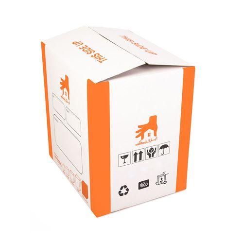 کارتن استاندارد اسباب کشی ایزی پک سایز بزرگ بسته 10عددی