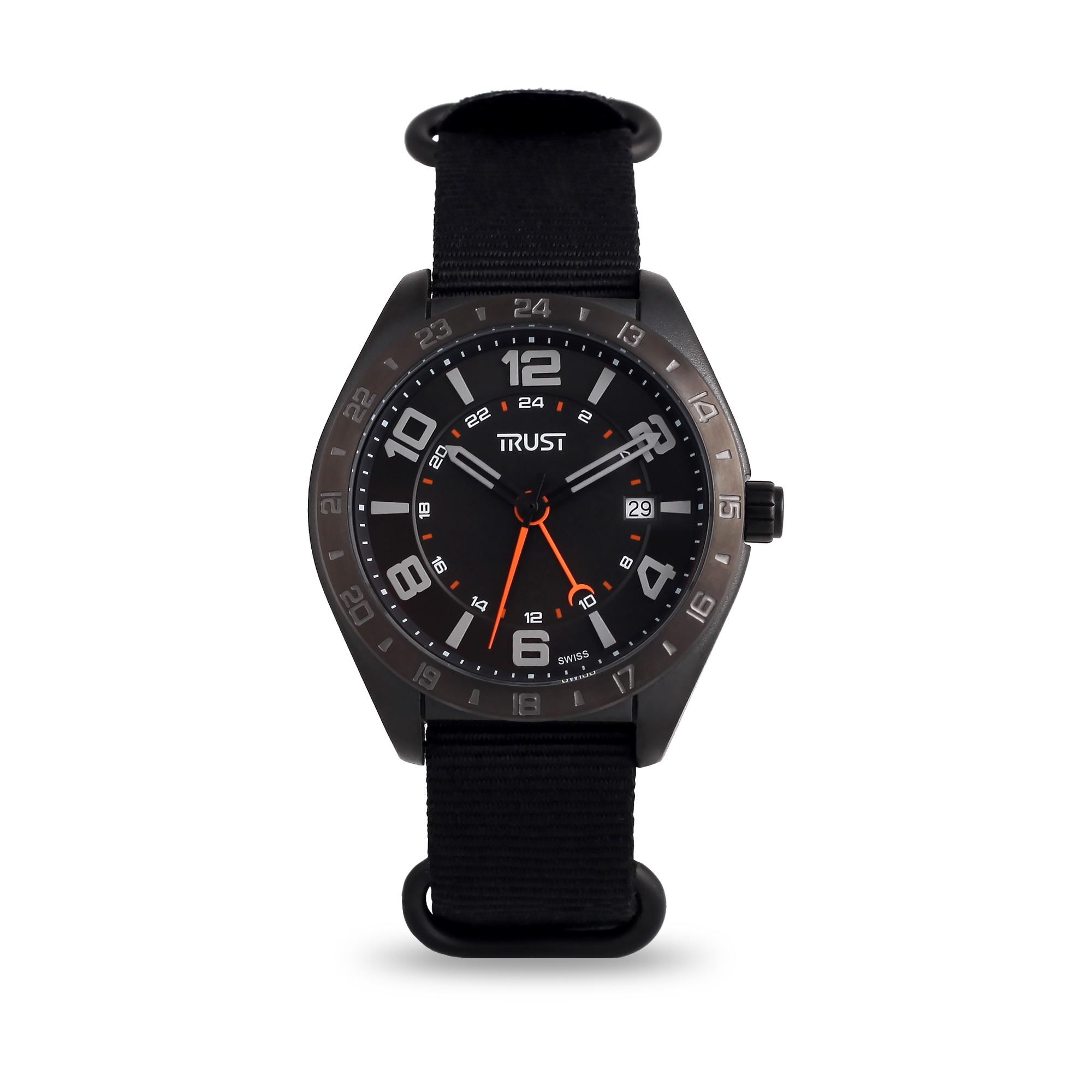 ساعت مچی عقربه ای مردانه تراست مدل G490DPD