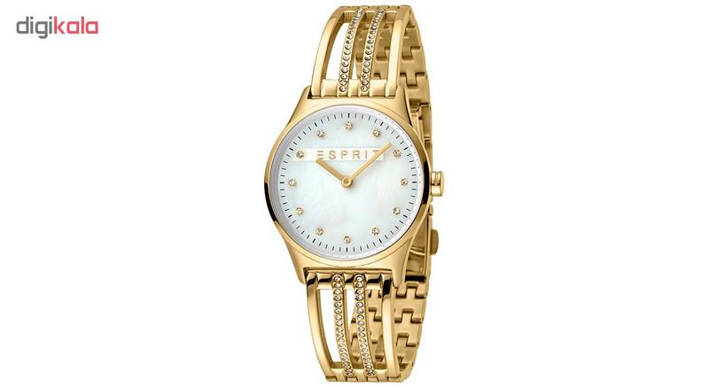 ساعت مچی عقربه ای زنانه اسپریت مدل ES1L050M0025