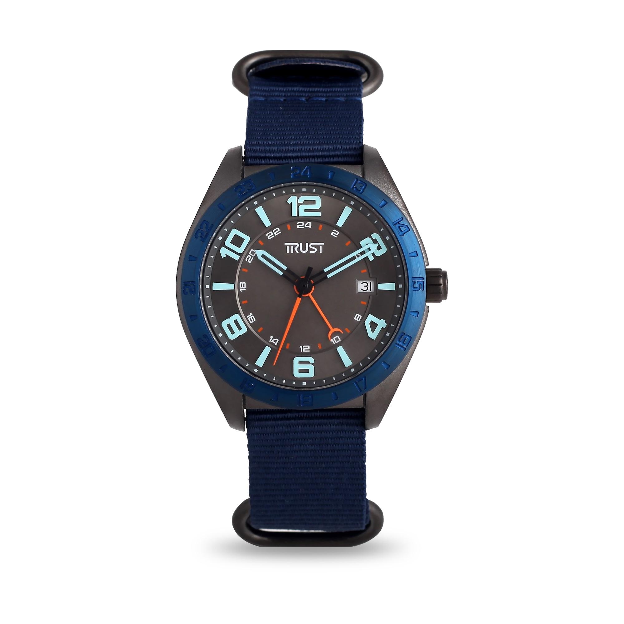 کد تخفیف                                      ساعت مچی عقربه ای مردانه تراست مدل G490IPD