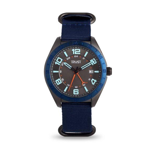 ساعت مچی عقربه ای مردانه تراست مدل G490IPD