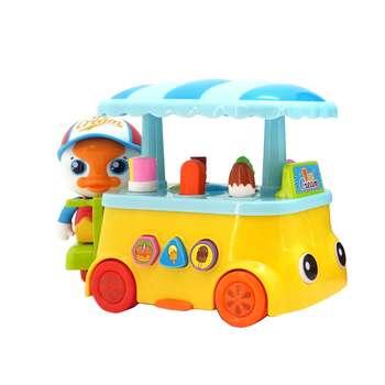 اسباب بازی هولی تویز مدل Candy Icecream Car کد 6101