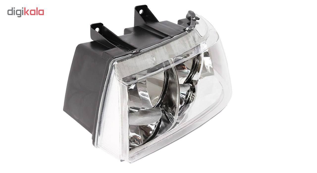 چراغ جلو کروز مدل 5964 مناسب برای سمند بسته 2 عددی main 1 2