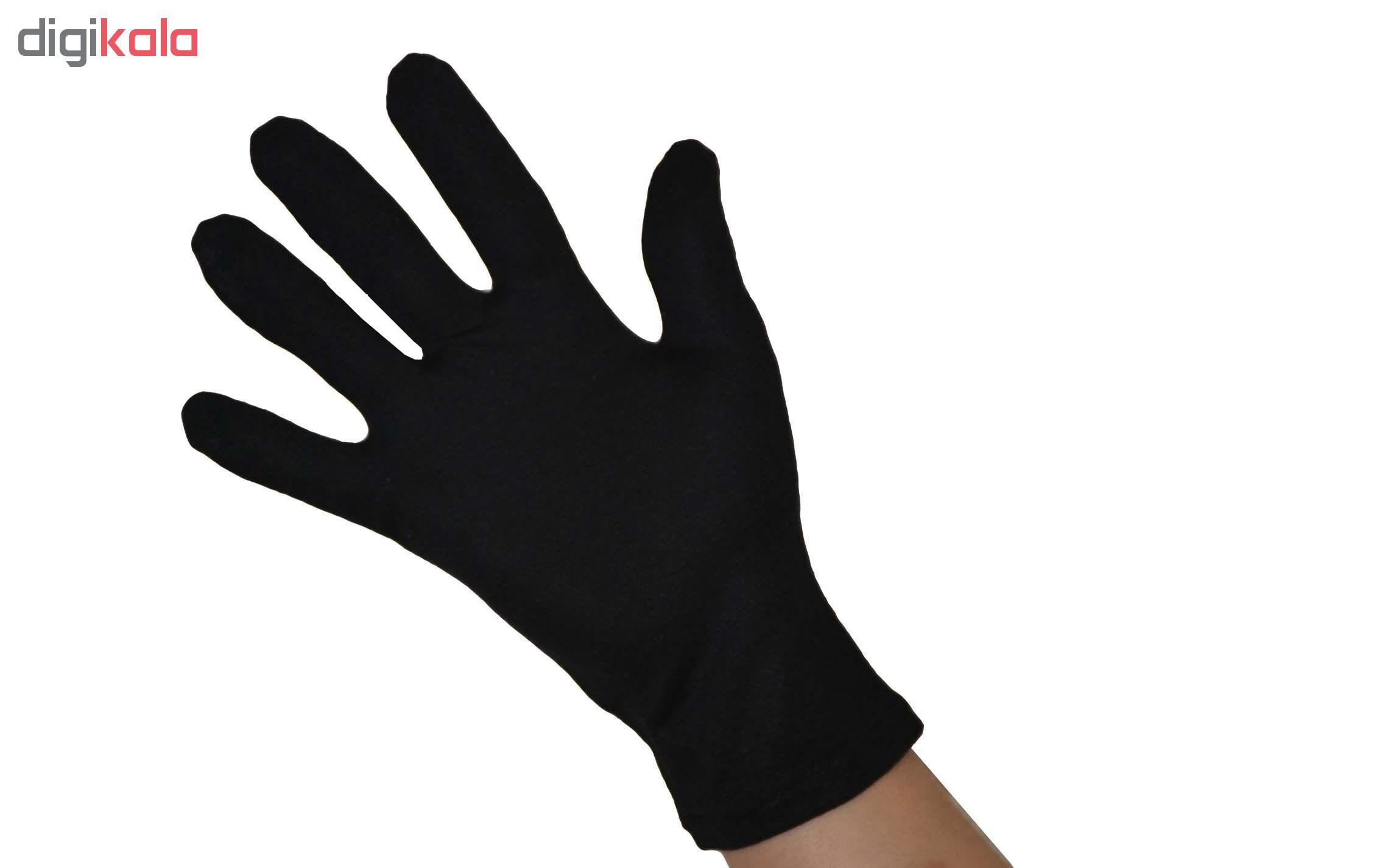 دستکش نخی ضد حساسیت دالیا مدل viscose1 main 1 1