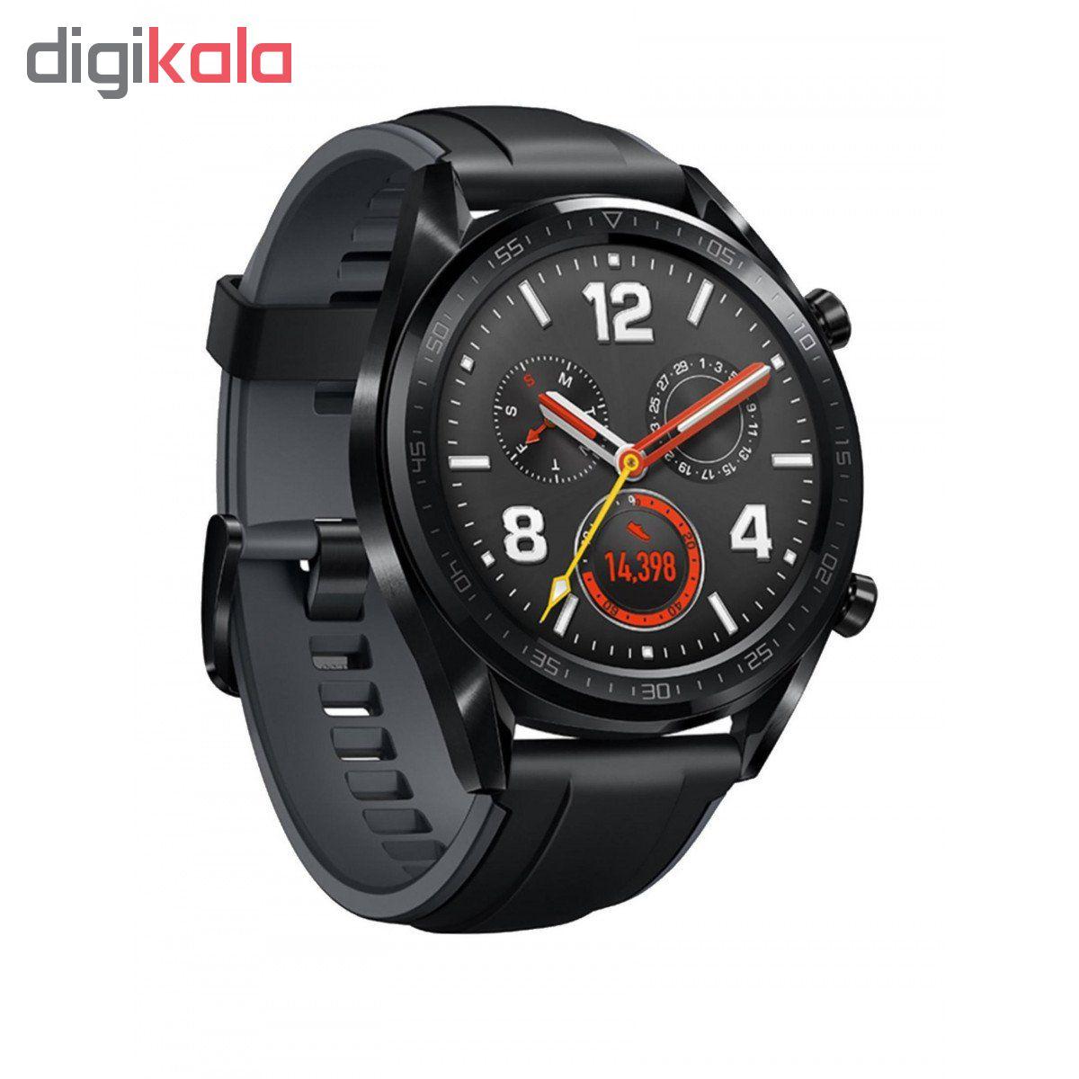 خرید ساعت هوشمند هوآوی مدل GT Classic رنگ مشکی
