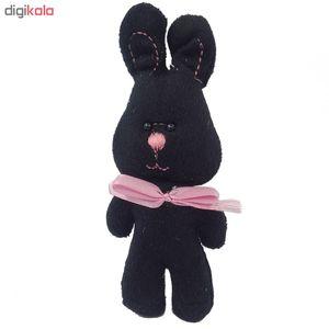 آویز عروسک طرح خرگوش مدل ZM7