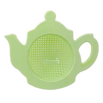 صافی چای فاران پلاستیک طرح قوری مدل zm08