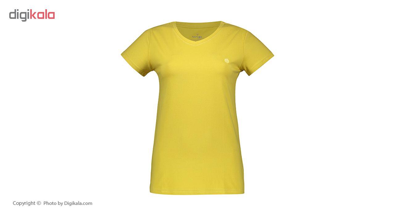 تی شرت زنانه ناربن مدل 1521128-15