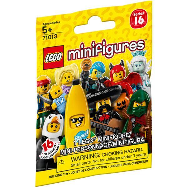 لگو سری Minifigures مدل Series 16-71013