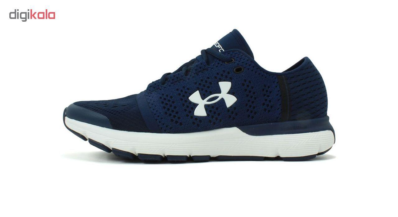 کفش مخصوص دویدن مردانه آندر آرمور مدل 3020661-400 -  - 1