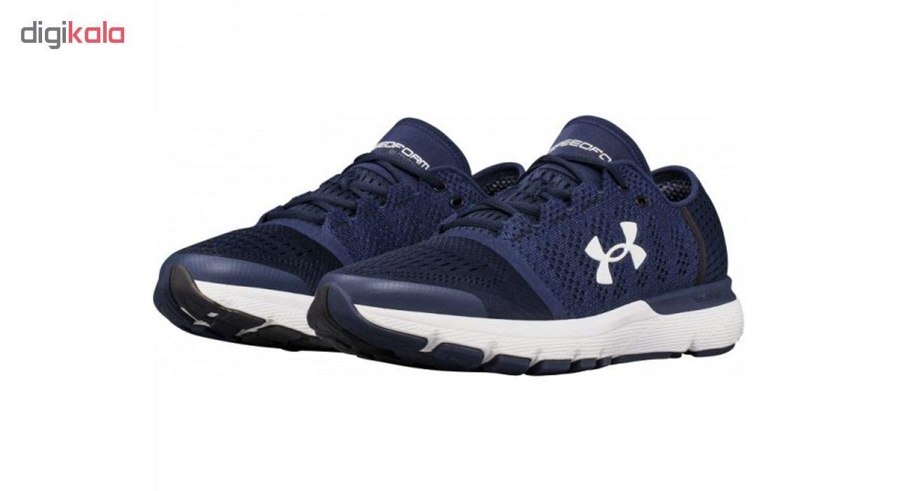 کفش مخصوص دویدن مردانه آندر آرمور مدل 3020661-400 -  - 4