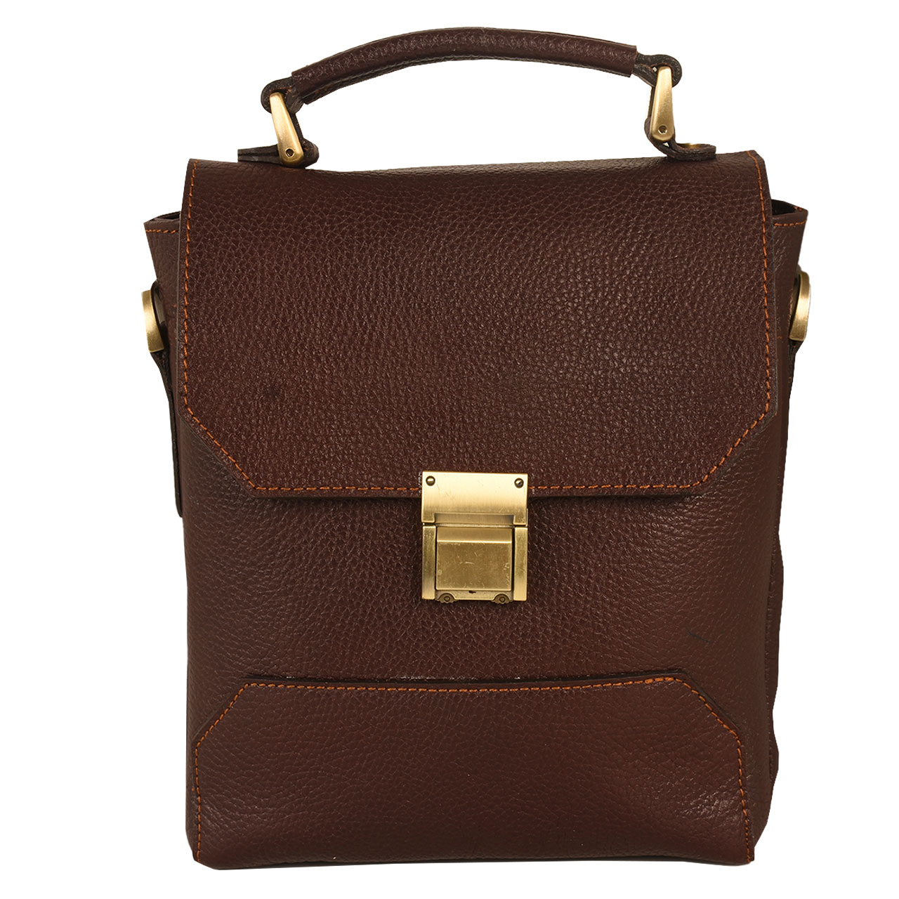 کیف دوشی مردانه پارینه مدل DB103-7