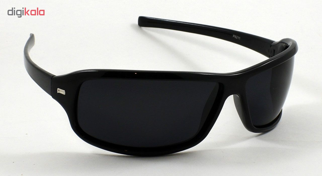 عینک آفتابی الدرادو مدل Smooth Edge Sharp