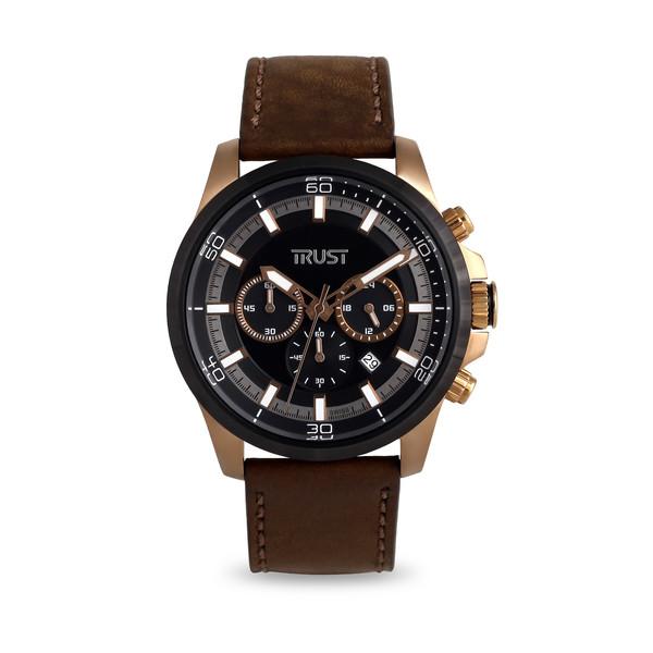 ساعت مچی عقربه ای مردانه تراست مدل G499IPD
