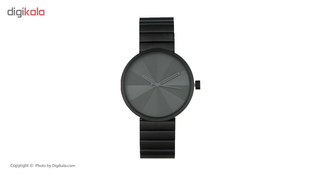 ساعت مچی عقربه ای مردانه تامی مدل 015 رنگ مشکی