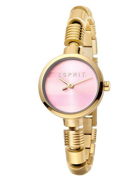 ست دستبند و ساعت مچی عقربه ای زنانه اسپریت مدل ES1L017M0055 -  - 2