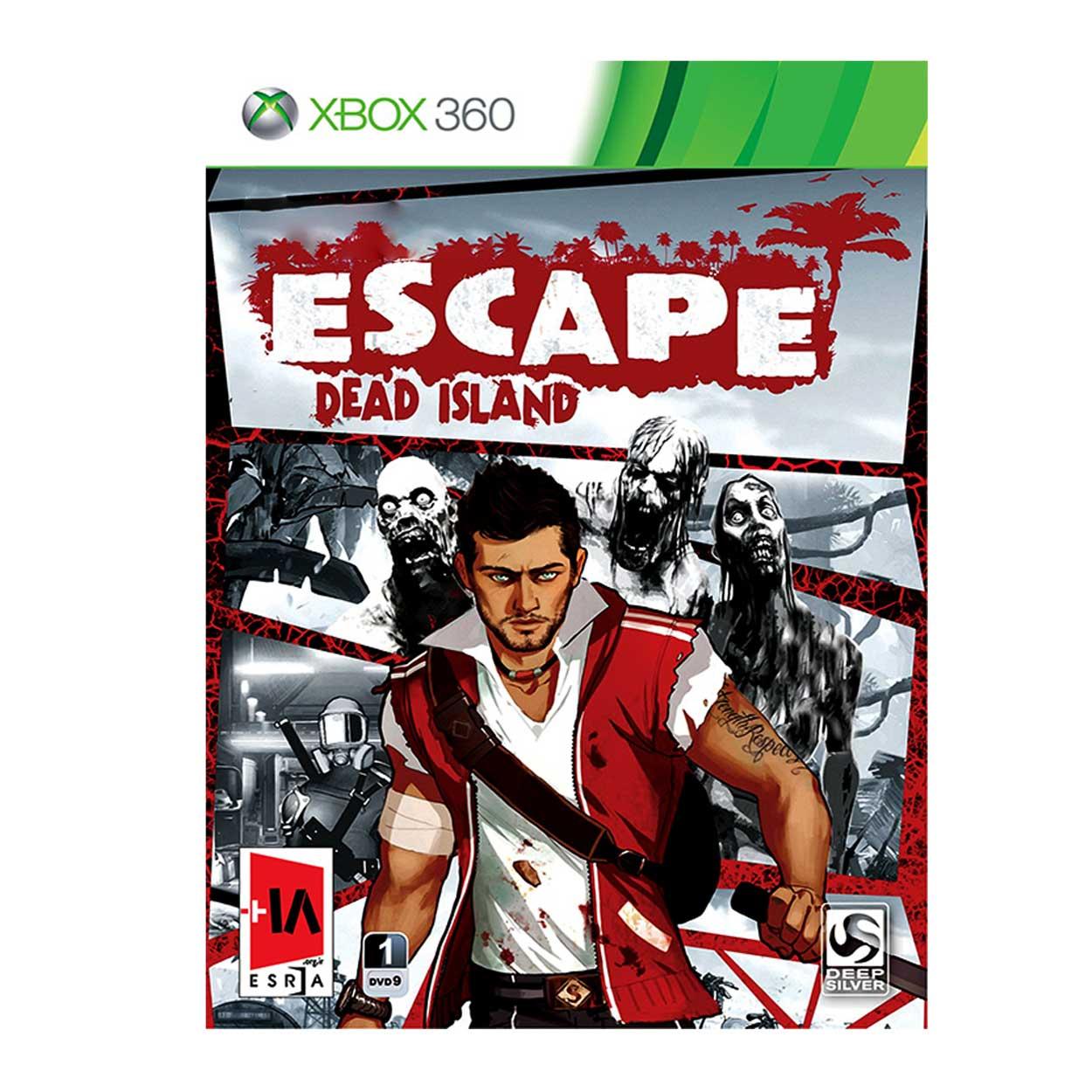بازی Escape Dead Island مخصوص xbox 360