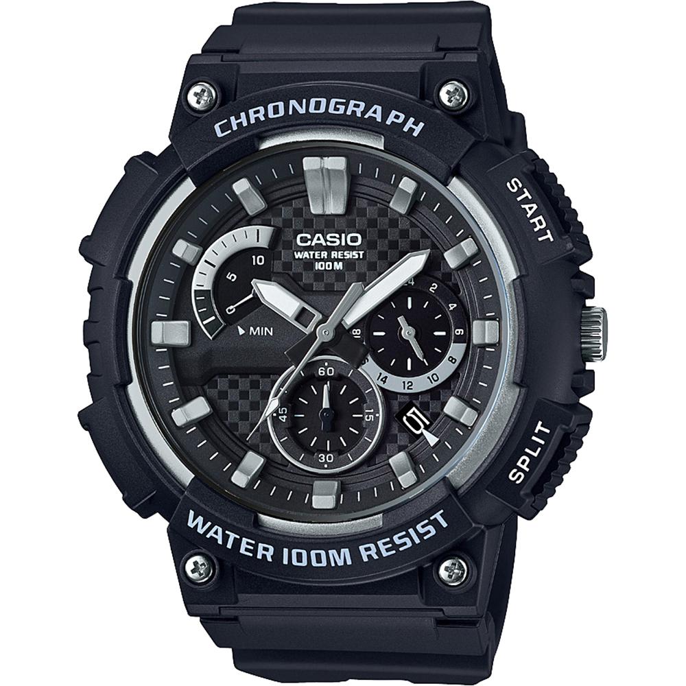 ساعت مچی عقربه ای مردانه کاسیو مدل mcw-200h-1avdf 14