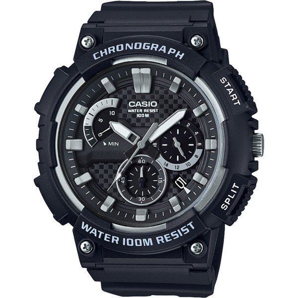 ساعت مچی عقربه ای مردانه کاسیو مدل mcw-200h-1avdf