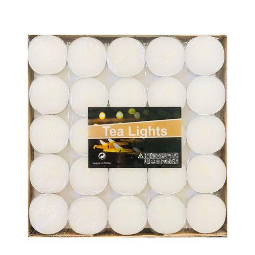شمع وارمر مدل Tea Lights خارجی 100 عددی