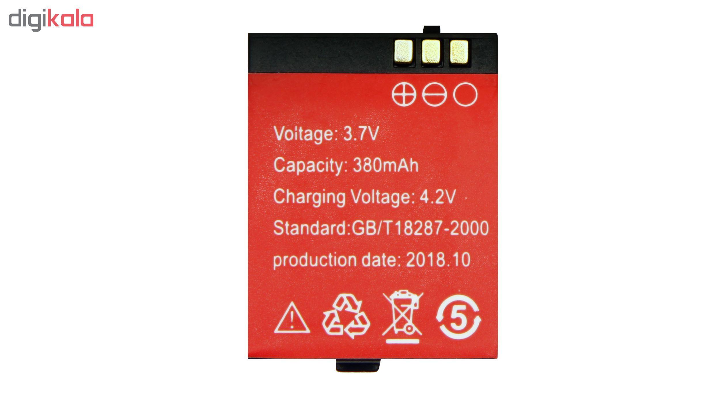 باتری ساعت هوشمند مدل BV9 مناسب ساعت V9 main 1 1