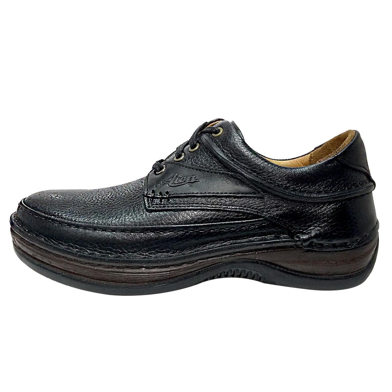 عکس کفش طبی مردانه آتن مدل آرتین کد 11