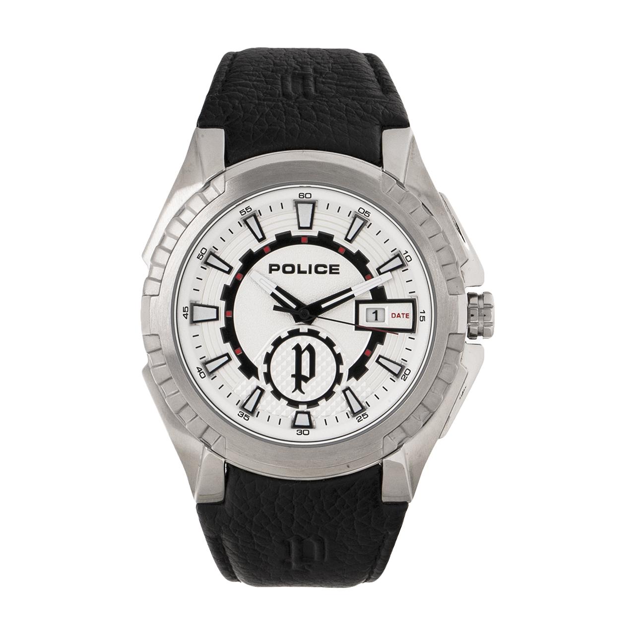ساعت مچی عقربه ای مردانه پلیس مدل 14194JS-04