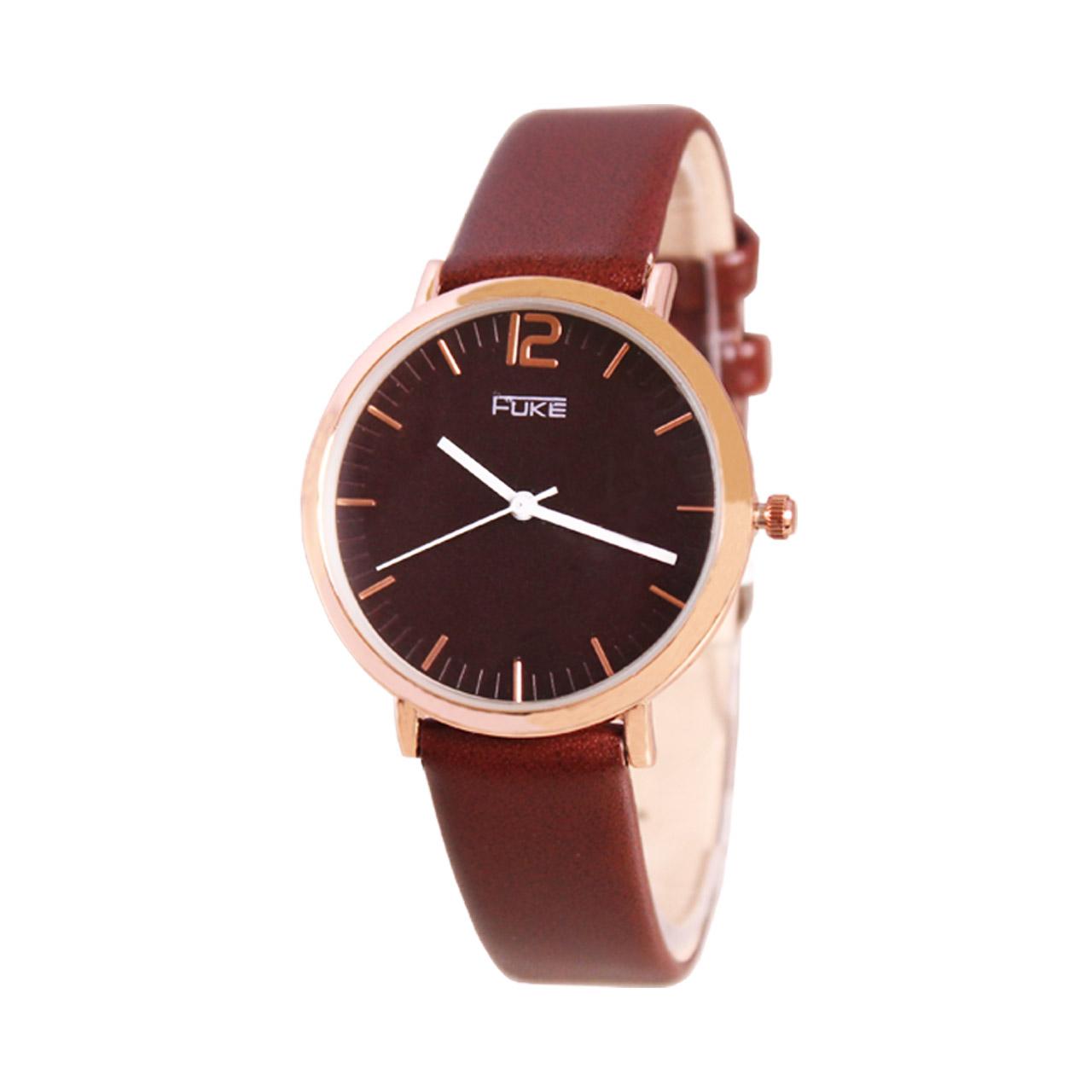 ساعت زنانه برند فوکه مدل DGZU-0147