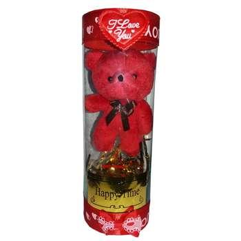 ست هدیه عروسک مدل خرس دکوری DSK