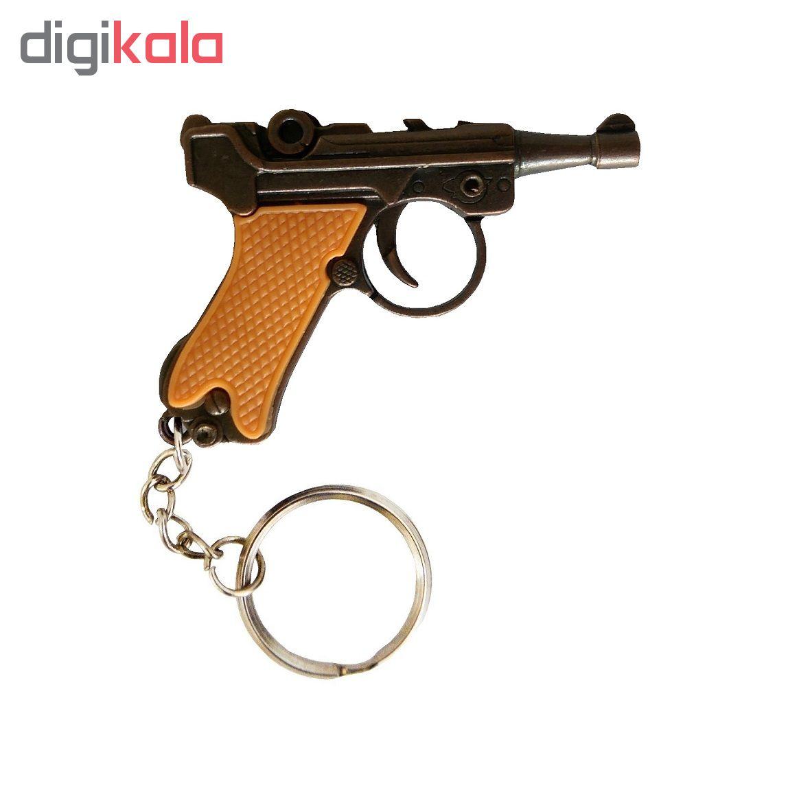 جاسوییچی طرح تفنگ کلت کد 002