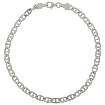 دستبند نقره زنانه مدل B001