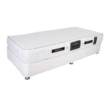 تخت خواب یک نفره رویال کد  V103 همراه تشک