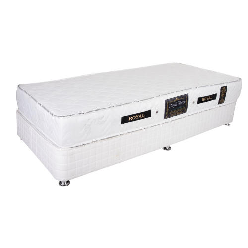 تخت خواب دونفره رویال کد  V106 همراه تشک